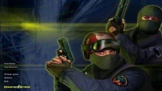 Counter Strike 1.6 Gameplay de_dust2