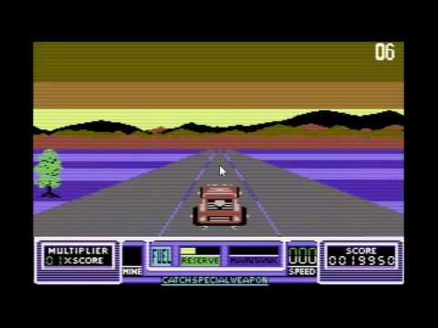 Arcade Perfect? - My Arse!! - Roadblasters