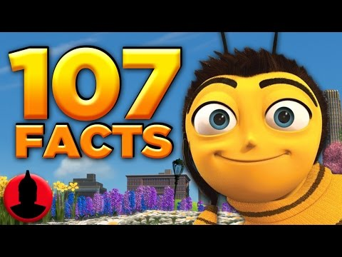 107 Bee Movie Facts - (Tooned Up #218) | ChannelFrederator