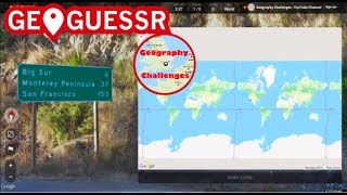 Geoguessr - Daily Challenge 10th May