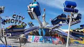 Jumper on Funfair (City Hopper on Kermis Heerhugowaard) Short Offride 11-06-2018 🎡