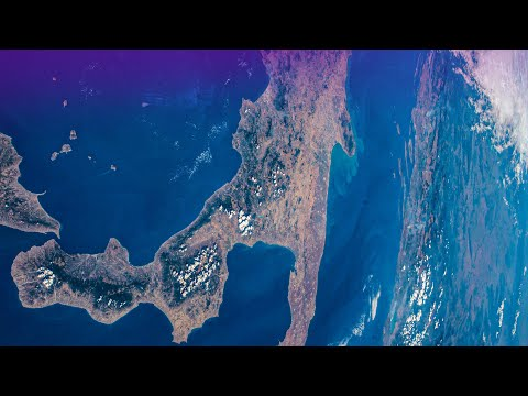 Incredible Views Of Earth From Space: Africa To Europe