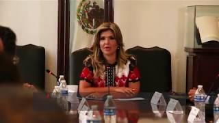 Firma Gobernadora convenio de coordinación para intercambio de servicios de salud