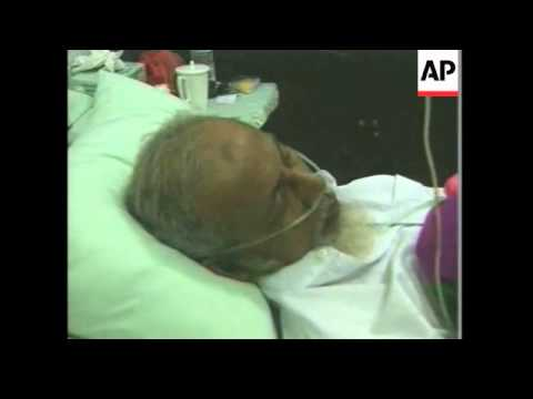VOICE Bashir in hospital, police outside, lawyer comments on arrest