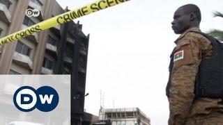 موجة الإرهاب في أفريقيا   الأخبار
