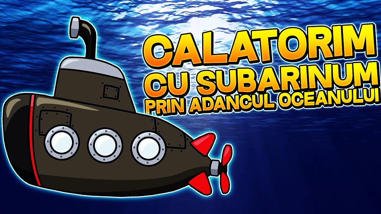GTA 5 ONLINE -  Calatorim cu un SUBMARIN prin Adancul Oceanului !