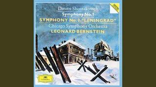 "Shostakovich: Symphony No.7, Op.60 - ""Leningrad"" - 1. Allegretto (Live)"