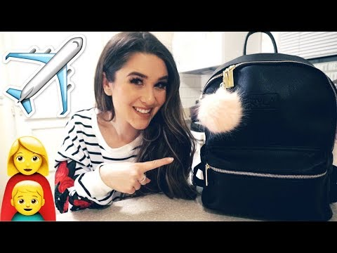 WHAT'S IN MY DIAPER BAG?! TODDLER & MOMMY ESSENTIALS 2018