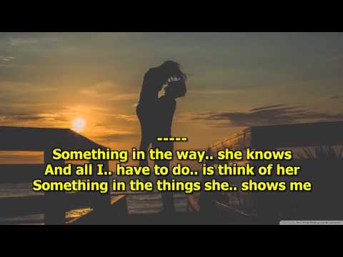Something - The Beatles (Karaoke) HD