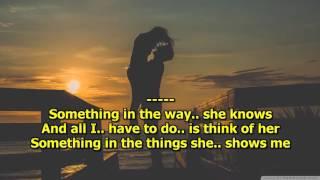 Something - The Beatles (Karaoke) HD