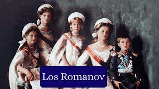LAS HERMANAS ROMANOV, Grandes Duquesas Olga, Tatiana, María, Anastasia y el Tsarevich Alekséi