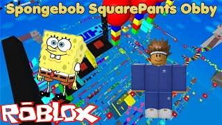 Huh? Spongebob SquarePants Obby | Roblox