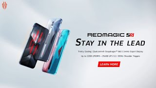 Akhirnya Handphone Baru , Brand New Red Magic 5S Gaming Phone !!