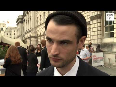 On The Road Tom Sturridge  UK Premiere