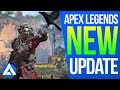 Apex Legends NEW Update: Patch Notes All Changes - Valentines Skins, Bloodhound Nerf & More!