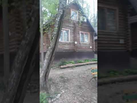 """Отдых + обзорчик базы отдыха и рыбалки в Горячем ключе """"Клевое место"""""""