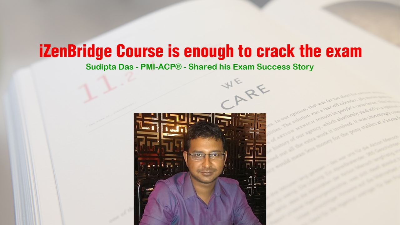 Success story of sudipta das in agile certified practitionerpmi success story of sudipta das in agile certified practitionerpmi acp exam xflitez Gallery