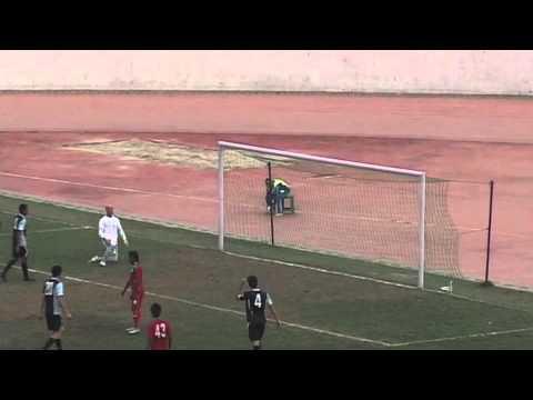 Bangladesh MNT vs NMI MNT: AFC Challenge Cup 2014: GK saves - #1 GK JOHANN NOETZEL