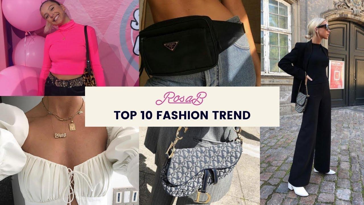 RosaB - 10 fashion trend - Winter/Spring 2019