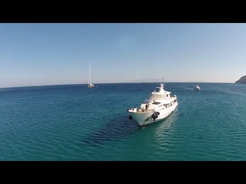 MUST WATCH Wonderful video on  Aegean Luxury Yacht Charters in Mykonos