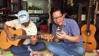 Quê Hương Bỏ Lại - Khánh Ngô - Guitar Luân Nguyễn