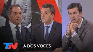 La grieta por el fallo que beneficia a Cristina Kirchner   A DOS VOCES
