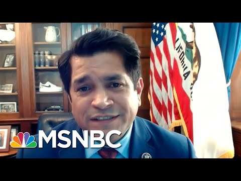 Rep. Gomez On Attacks Against Asian-Americans, Immigration Reform | Ayman Mohyeldin | MSNBC