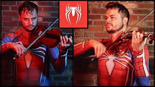 Spiderman for PS4 Music - Full Violin Cover