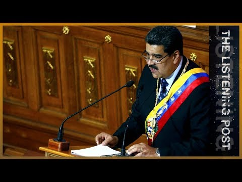 Less paper, more Maduro: Venezuela