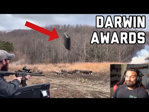 The Worst Internet Gun Fails #5 – The Darwin Awards