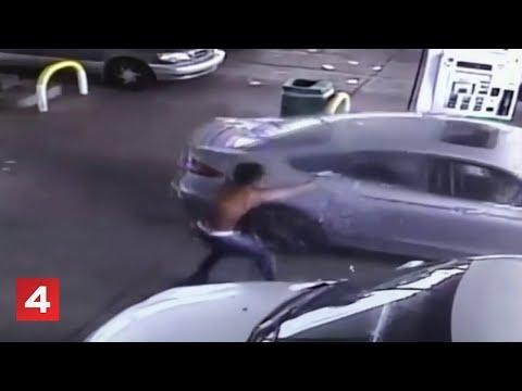 Video shows Detroit