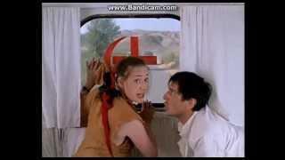 Лунный папа / Luna Papa (1999) Funny Car Chase Scene.