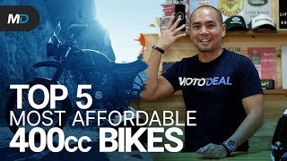 Download Top 5 Most Affordable 400cc Bikes - Behind a Desk