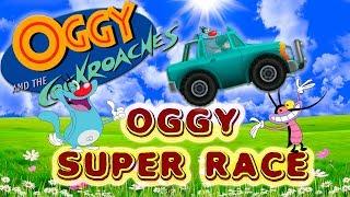 ОГГИ И КУКАРАЧИ - Супер гонки!!! - Oggy Super Speed Racing Android game