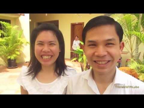 Cambodia - Poipet Border Crossing - Siem Reap - Check Inn - Nightlife