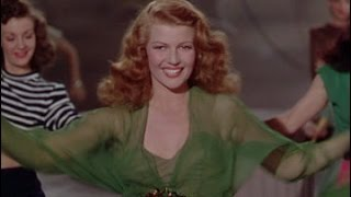 """Let's Stay Young Forever"" with Rita Hayworth's Dance Part -Down To Earth (HD)"