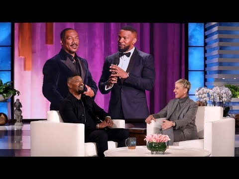 Jamie Foxx Funny Interview ( @officialqual ) from YouTube · Duration:  9 minutes 16 seconds