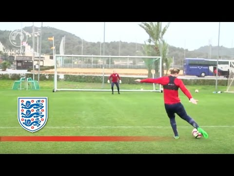 Lionesses train in La Manga ahead of Norway clash | Inside Training
