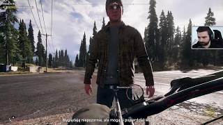 Far Cry 5 #2 - Na mocarzu [eksploracja]