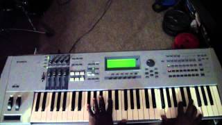 "Best of Me by JT (Tutorial on Anthony Hamilton""s song on Keyboard)"