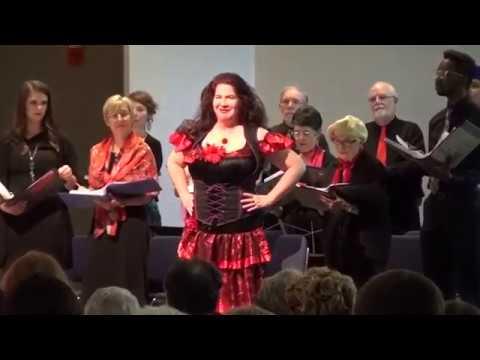 Habanera - Carmen-Vive la Liberté ©2017 - Diana Cantrelle, Dramatic Mezzo-Soprano