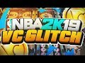 OMG! NBA 2K19 HUGE VC GLITCH??‍♂️ THIS WILL BE PATCHED.. BIGGEST VC GLITCH OF ALL-TIME??
