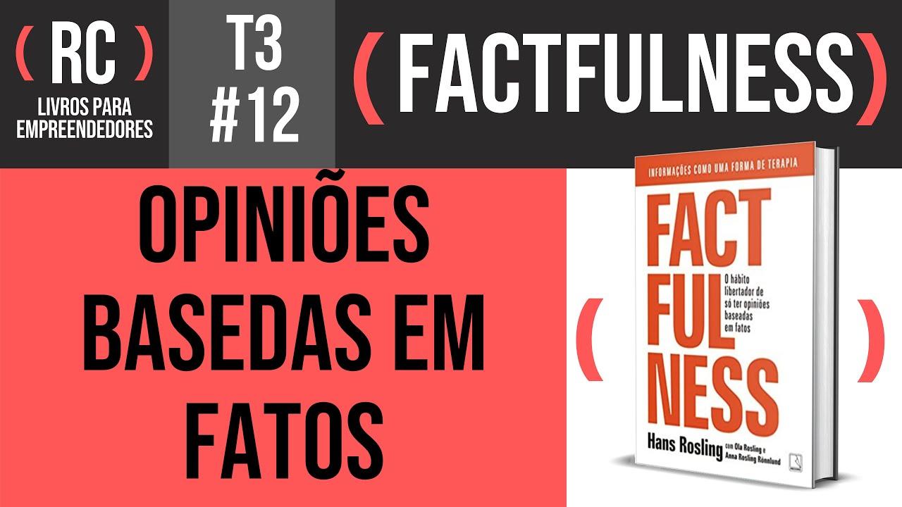 Factfulness | Hans Rosling | T3#012