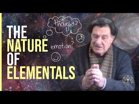 Daskalos on how an Elemental is Created