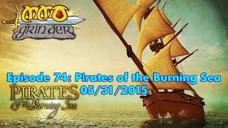 MMO Grinder: Pirates of the Burning Sea review