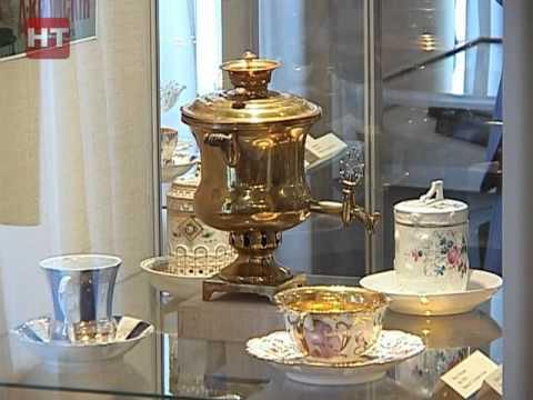 Выставка «Традиции русского чаепития»