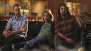 Entrevista Foo Fighters - Sonic Highways