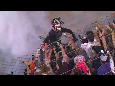 250SX Main Event Highlights - Daytona