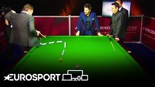 Jimmy White's SHOT OF THE CENTURY Massé Against Ronnie O'Sullivan!   Snooker   Eurosport