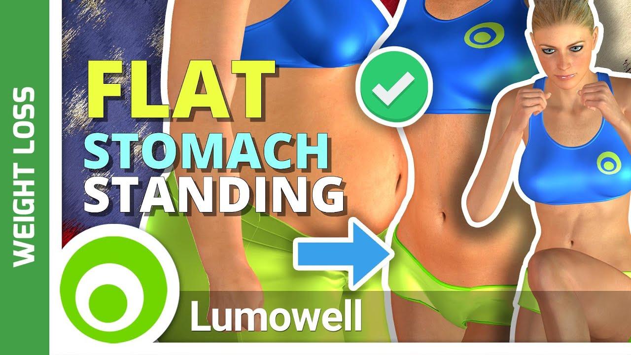 lumowell belly fress burning